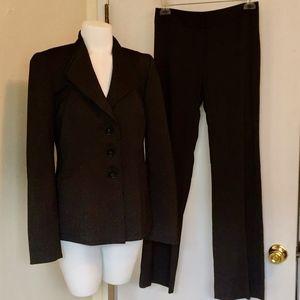 CLASSIQUES ENTIER Charcoal Gray 4/6 Suit Set